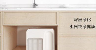 Xiaomi выпустила очиститель воды Mi Water Purifier