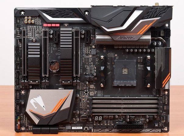 Gigabyte внедряет поддержку PCI Express 4.0 на