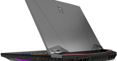 MSI выпустила лэптоп GT76 Titan DT на