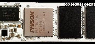 Новый SSD-контроллер Phison обеспечит скорости до 6500