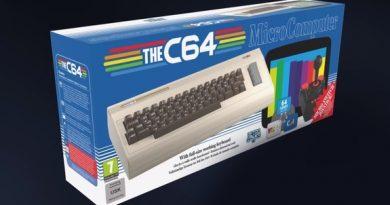 The C64 — новая версия культового компьютера