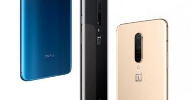 OnePlus 7 и 7 Pro представлены в