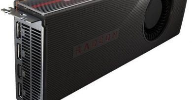 Artikkel on kustutatud Видеокарты AMD Radeon RX