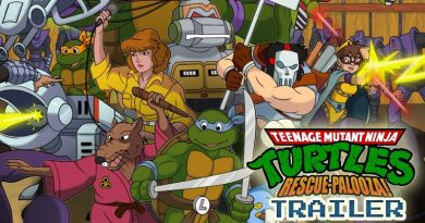 Вышла Teenage Mutant Ninja Turtles: Rescue-Palooza! —