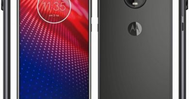 Анонс Motorola Moto Z4: крепкий середняк со