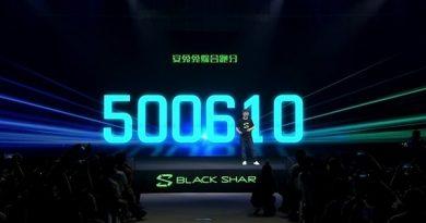 Рекордный результат Black Shark 2 Pro в