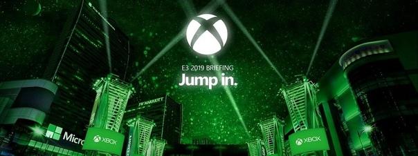 E3 2019: Где посмотреть конференцию Microsoft Xbox