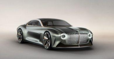 Bentley представила концепт электромобиля с ИИ-ассистентом Bentley